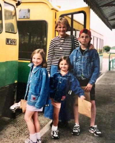 Bog Train